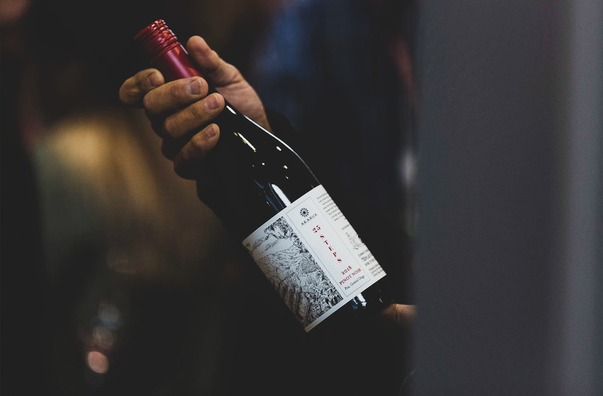 Introducing our 25 Steps Pinot Noir
