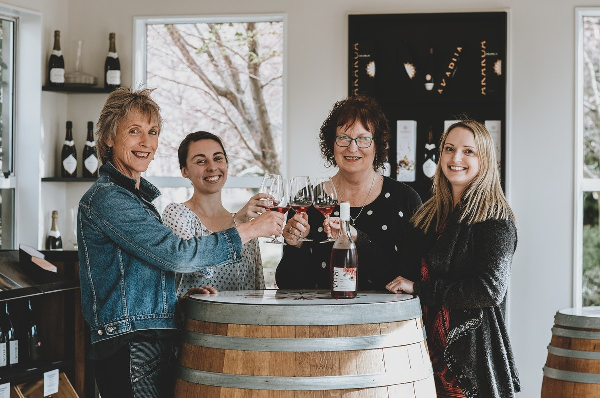 Cellar Door Bannockburn Team